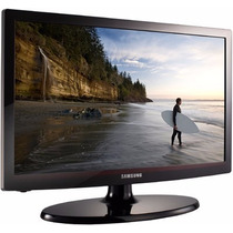 Led Tv Monitor Hdmi Samsung 19 Pulgadas Nuevos Sellados