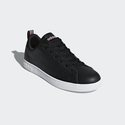 Tenis adidas Advantage Cl Black wht -   999.00 en Mercado Libre 054b3f9a5a017