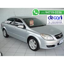 Chevrolet Vectra 2.0 Elegance (flex) 2006 Prata - 2005/2006