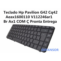 Teclado Hp Pavilion G42 Cq42 Aeax1600110 V112246ar1 Br Ax1 Ç