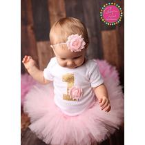 Falda Tutu Para Bebe Y Niña Varioscolores Cumpleaños Disfraz