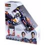 Burago F1 Rb8 R/c Escala 1/32 Red Bull Racing
