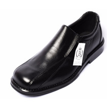 Sapato Social Couro Linha Conforto Aumenta A Altura Em 4cm