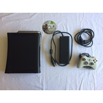 Xbox 360 Elite 360 Original Travado 120gb Com Jogo