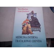 Livro Medicina Interna Tradicional Chinesa