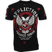 Camiseta Affliction Frankie Edgar Ufc 162