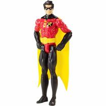 Boneco Liga Da Justiça - Robin 30cm - Mattel