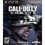 Call of Duty Modern Warfare Ghosts para PS3 Seminuevo