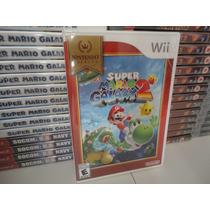 Super Mario Galaxy 2 - Raro - Original - Lacrado - Wii Wiiu