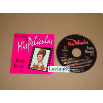 Rocio Durcal Las Canciones De Mis Peliculas #3 Phipis 93 Cd