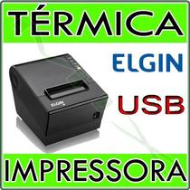 Impressora Termica Cupon Elgin I9 - Usb - Guilhotina - Nfce