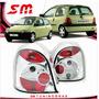 Lanterna Altezza Renault Twingo 93 94 95 96 Ate 03 Cromado