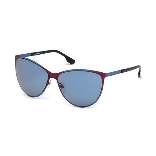 Diesel Dl0113 Óculos De Sol - R  640,51 em Mercado Livre 721a24851a