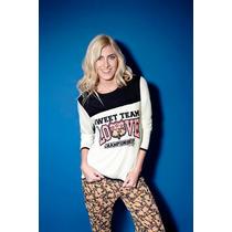 Pijama Colección So Pink Modelo 11291 Otoño Invierno 2016