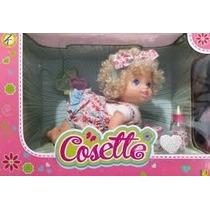 Muñeca Cossete La Bebe Que Gatea De Los Bebes Kreisl