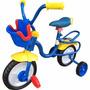 Triciclo Andador Con Canasto Para Niños Y Niñas 100% Nuevo