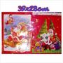 12 Bolsas De Regalo Navidad Extra Grandes Somos Tienda