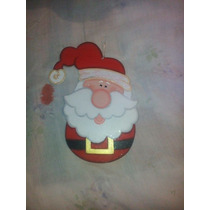 Paquete De 7 Adornos De Navidad En Madera Para Colgar