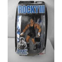 Rocky Balboa Rocky 3 Box Jakks Pacific