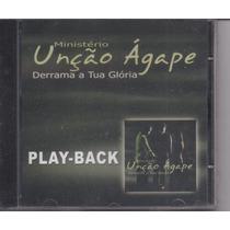 Ministério Unção Ágape - Derrama A Tua Glória - Playback Mk