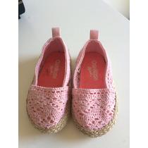 Zapatos Alpargatas De Nena