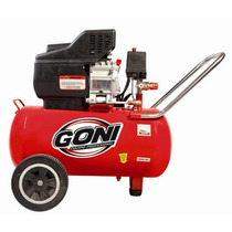Compresor Goni 3.5 Hp Tanque 50 Lts. Herramienta Goni