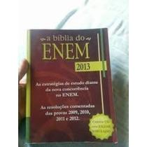 Livro A Bíblia Do Enem 2013 Desconhecido