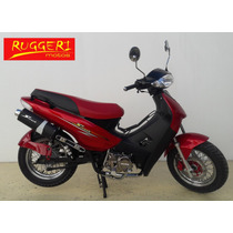 Gilera Smash Tunning 110 Multirayos Stock Real Moto 0km 2016