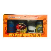 Kit De Limpeza Plus Siliplast Lindol