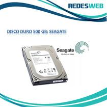 Disco Duro 500gb St500dm002 Sata Seagate
