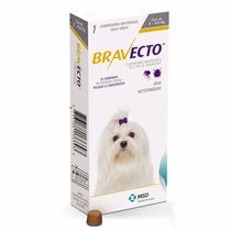 Bravecto Cães De 2 A 4,5 Kg - Frete Grátis P/ Sul De Sp