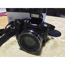 Camara Digital Semireflex Samsung Wb2100 Full Hd 35x Cuotas!