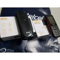 Lanix U100 Cámara Mp3 Sd Bluetooth Libres Nuevos Garantía