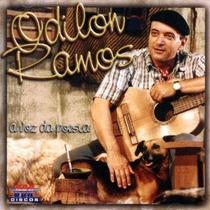 Cd - Odilon Ramos - A Voz Da Poesia