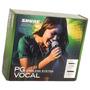 Sistema Inalámbrico Con Micrófono De Mano Shure Blx24/pg58