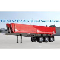 Tolva De Volteo Natsa 2017 $399,000.00 Neto