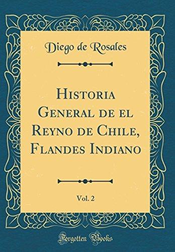 Resultado de imagen para Historia General del reino de Chile. Flandes Indiano