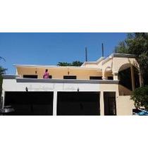 Casa Habitación De 2 Plantas Ubicada En Ej. Mochis, Consta De 2 Recámaras, 1 Baño Completo, Cocina, Comedor, Sala, Terraza Con Asador, Cochera Para 2 Autos Techada, Y Área De Lavado.
