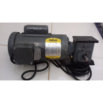 Motor Reductor Dorner .25hp, 1725/90 115/230vac