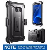 Galaxy Note 7 Funda Con Clip Supcase Unicorn Beetle