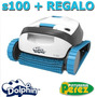Robot Dolphin S100 Limpia Fondo Y Pared Pileta Piscinas Gtia