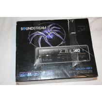 Soundstream Estéreo Con 4 Bocinas Y Fuente De Poder Envío Gr