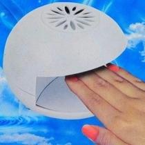 Secador Mini Ventilador Para El Secado De Uñas Portatil