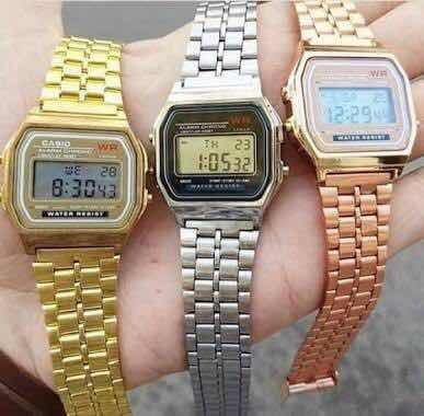 574a6ad7a89 Relógios Da Casio Vintage - R  80