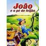Dvd Lacrado Joao E O Pe De Feijao Spot Filmes