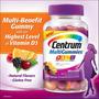 Centrum Multigummies Feminino Original Eua 250 Comprimidos