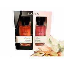 Zara Woman Rose & Black Feminino Kit Promoção Natal