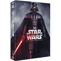 Star Wars Saga Completa Bluray Nueva