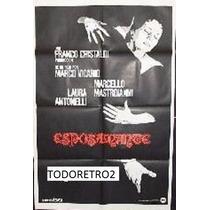 Afiche Esposamante - Laura Antonelli, Mastroianni - 1977