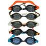Oculos Natação Pro Swim Silicone E Lentes Com Proteção Uv